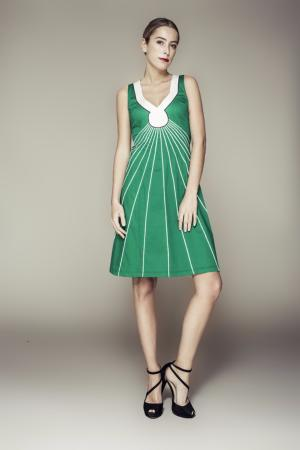 Dress Despedida en 1927