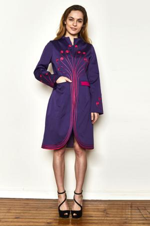 Coat Fina estampa  caballero
