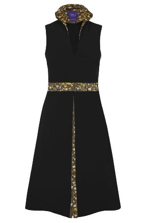 DRESS Destellos de Primavera (black)